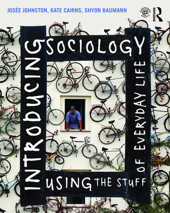 Introducing Sociology Using the Stuff of Everyday Life book cover