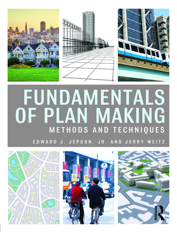 Fundamentals of Plan Making Methods and Techniques book cover