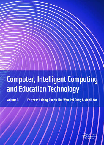 Computer, Intelligent Computing and Education Technology book cover