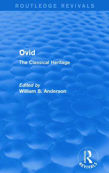 Ovid (Routledge Revivals) The Classical Heritage book cover