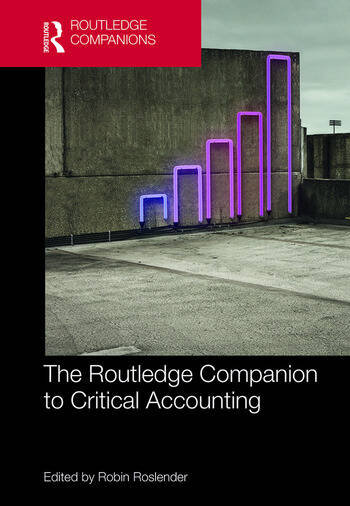The Routledge Companion to Critical Accounting book cover