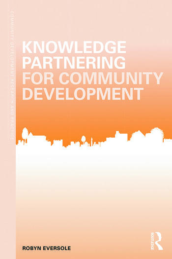 Knowledge Partnering for Community Development book cover
