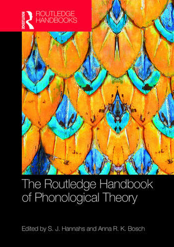 The Routledge Handbook of Phonological Theory book cover