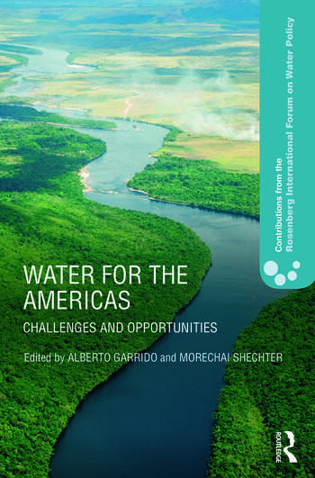 Water for the Americas Challenges and Opportunities book cover