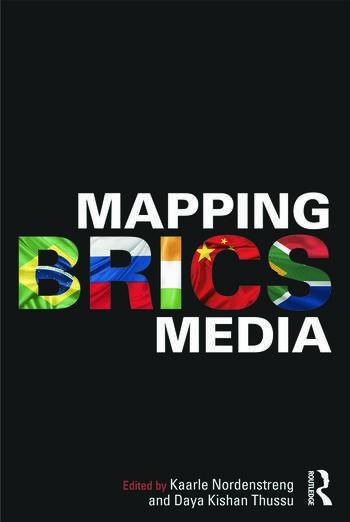 Mapping BRICS Media book cover