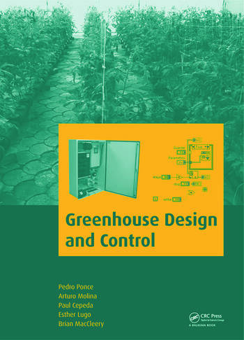 Greenhouse Design and Control book cover