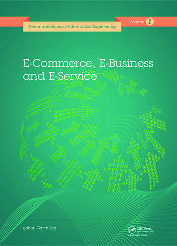 E-Commerce, E-Business and E-Service book cover