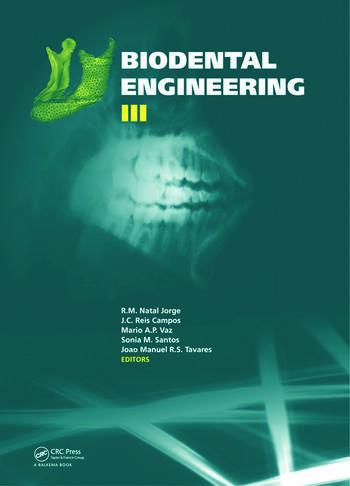 Biodental Engineering III book cover