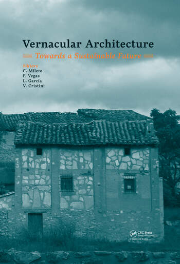 Vernacular Architecture: Towards a Sustainable Future book cover