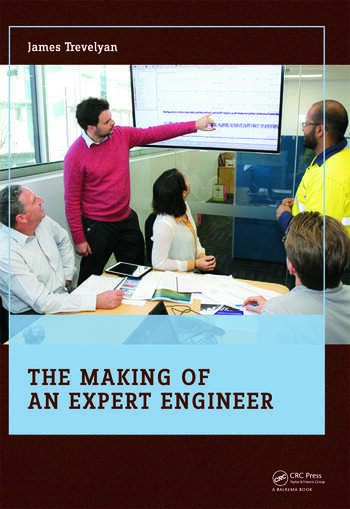 The Making of an Expert Engineer book cover