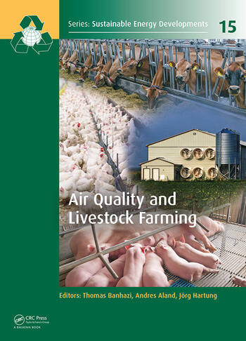 Air Quality and Livestock Farming book cover