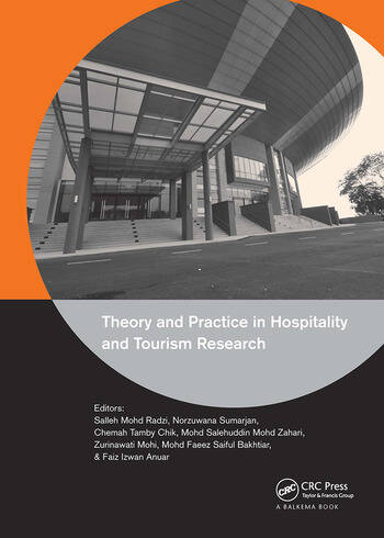 Theory and Practice in Hospitality and Tourism Research book cover