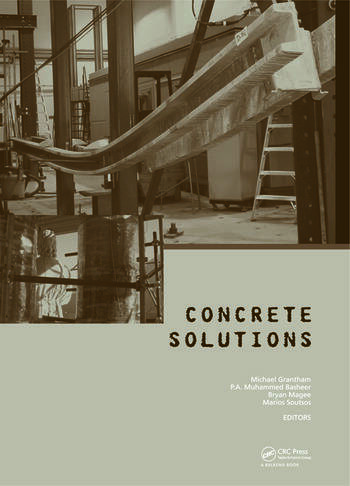 Concrete Solutions 2014 book cover