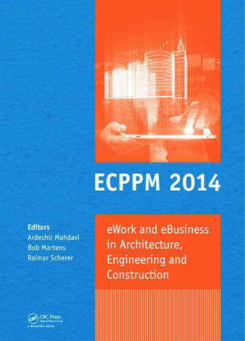 eWork and eBusiness in Architecture, Engineering and Construction ECPPM 2014 book cover