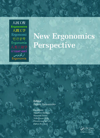 New Ergonomics Perspective Selected papers of the 10th Pan-Pacific Conference on Ergonomics, Tokyo, Japan, 25-28 August 2014 book cover