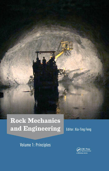 Rock Mechanics and Engineering Volume 1 Principles book cover