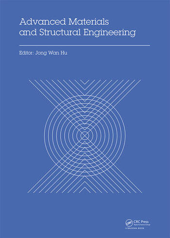 Advanced Materials and Structural Engineering Proceedings of the International Conference on Advanced Materials and Engineering Structural Technology (ICAMEST 2015), April 25-26, 2015, Qingdao, China book cover