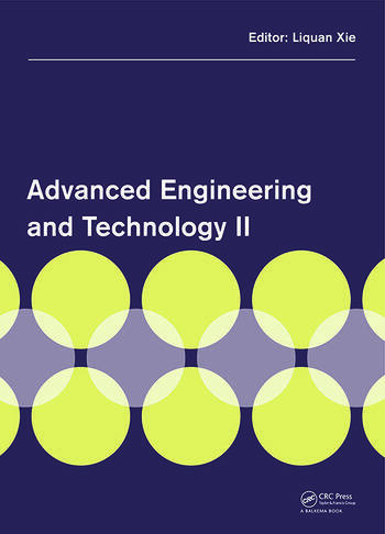 Advanced Engineering and Technology II Proceedings of the 2nd Annual Congress on Advanced Engineering and Technology (CAET 2015), Hong Kong, 4-5 April 2015 book cover