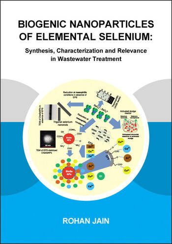Biogenic Nanoparticles of Elemental Selenium Synthesis, Characterization and Relevance in Wastewater Treatment book cover