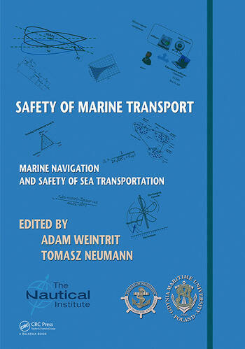 Safety of Marine Transport Marine Navigation and Safety of Sea Transportation book cover