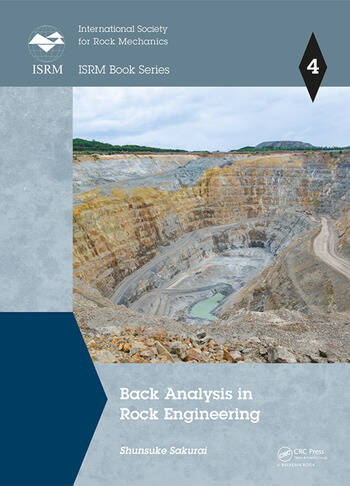 Back Analysis in Rock Engineering book cover
