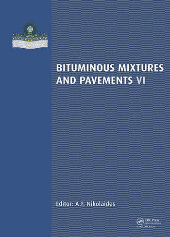 Bituminous Mixtures and Pavements VI book cover