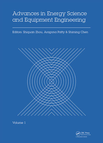 Advances in Energy Science and Equipment Engineering Proceedings of the International Conference on Energy Equipment Science and Engineering, (ICEESE 2015), May 30-31, 2015, Guangzhou, China book cover