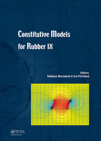 Constitutive Models for Rubber IX book cover