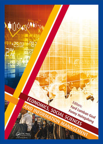 Economics, Social Sciences and Information Management Proceedings of the 2015 International Congress on Economics, Social Sciences and Information Management (ICESSIM 2015), 28-29 March 2015, Bali, Indonesia book cover