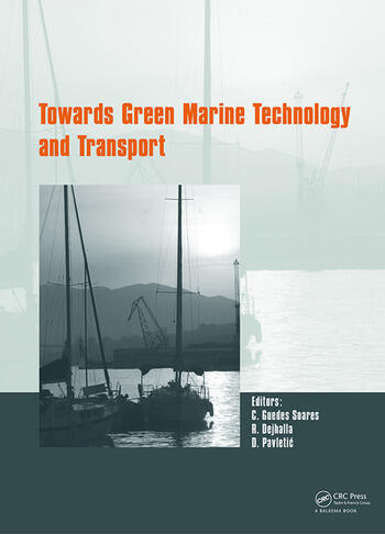 Towards Green Marine Technology and Transport book cover
