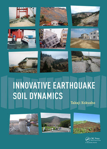 Innovative Earthquake Soil Dynamics book cover