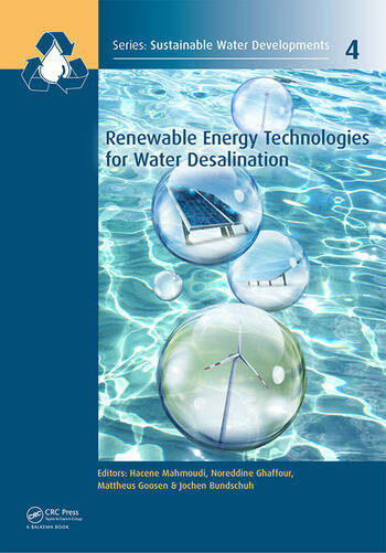 Renewable Energy Technologies for Water Desalination book cover