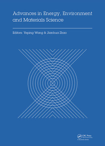 Advances in Energy, Environment and Materials Science Proceedings of the International Conference on Energy, Environment and Materials Science (EEMS 2015), Guanghzou, P.R. China, August 25-26, 2015 book cover