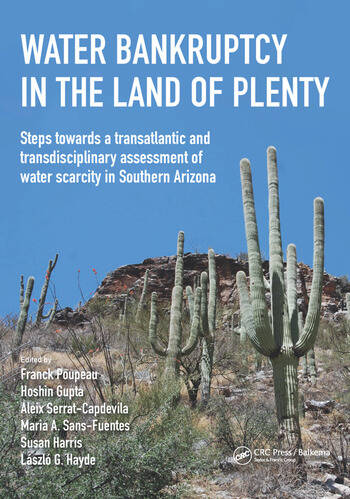 Water Bankruptcy in the Land of Plenty book cover