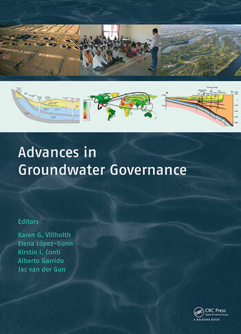Advances in Groundwater Governance book cover