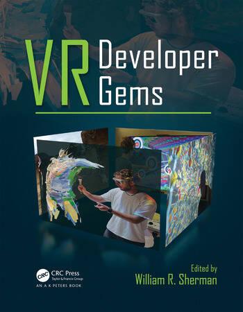 VR Developer Gems book cover