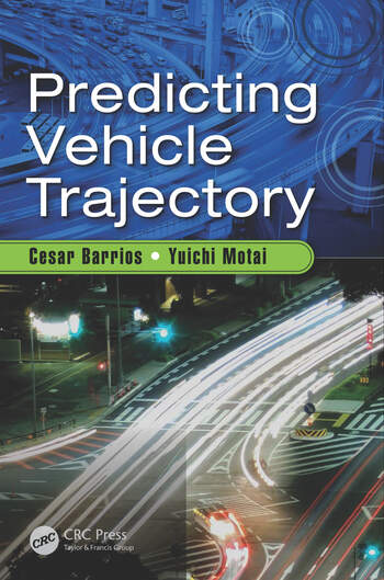 Predicting Vehicle Trajectory book cover