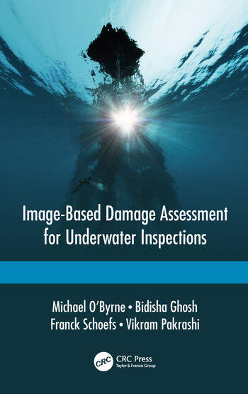 Image-Based Damage Assessment for Underwater Inspections book cover