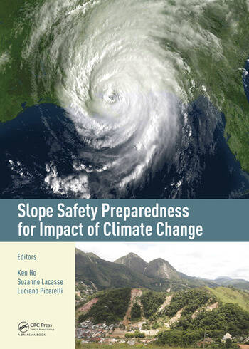 Slope Safety Preparedness for Impact of Climate Change book cover