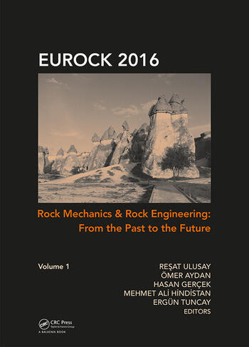 Rock Mechanics and Rock Engineering: From the Past to the Future book cover