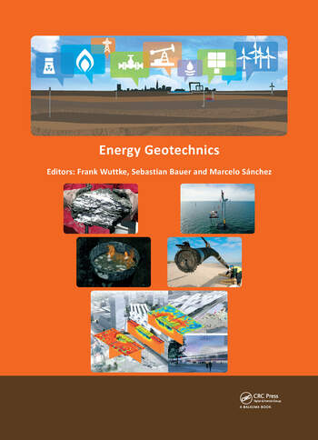 Energy Geotechnics Proceedings of the 1st International Conference on Energy Geotechnics, ICEGT 2016, Kiel, Germany, 29-31 August 2016 book cover