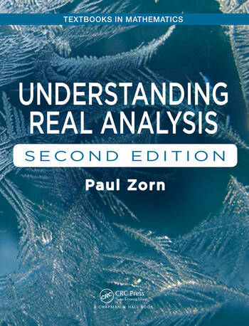 Understanding Real Analysis book cover