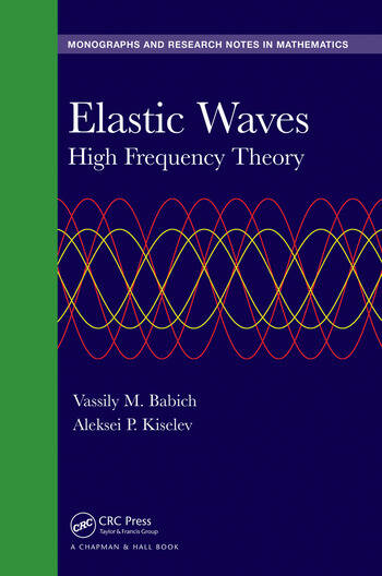 Elastic Waves High Frequency Theory book cover