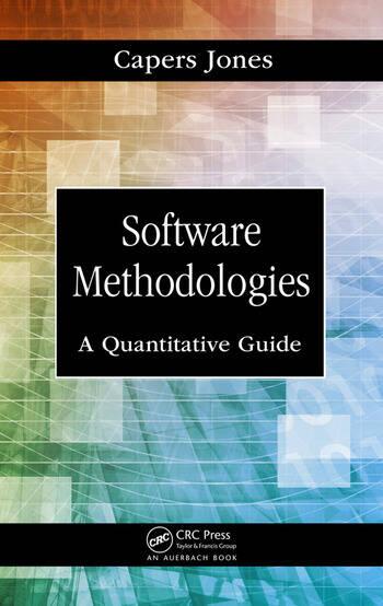 Software Methodologies A Quantitative Guide book cover
