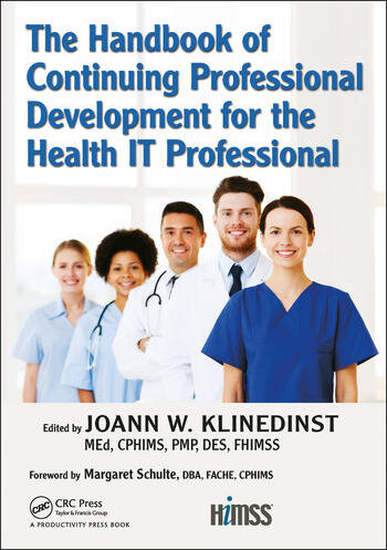 The Handbook of Continuing Professional Development for the Health IT Professional book cover