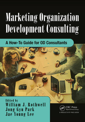Marketing Organization Development A How-To Guide for OD Consultants book cover