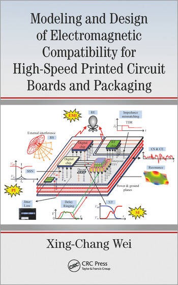 Modeling and Design of Electromagnetic Compatibility for High-Speed Printed Circuit Boards and Packaging book cover