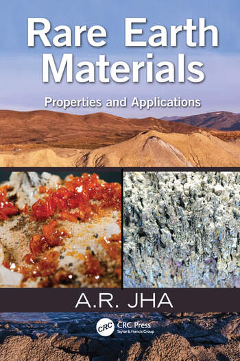 Rare Earth Materials Properties and Applications book cover