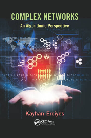 Complex Networks An Algorithmic Perspective book cover