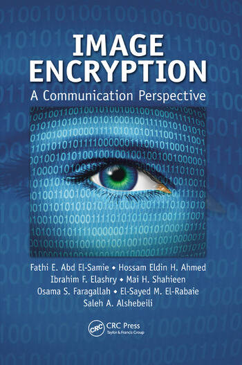 Image Encryption A Communication Perspective book cover